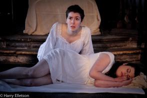Emily Hodkinson and Stephanie Wake-Edwards