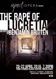 Aspect Opera presents The Rape of Lucretia