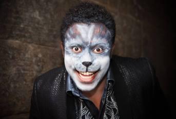 Benjamin Turner as Cheshire Cat